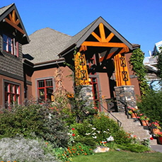 Buffaloberry B&B, Banff, Alberta