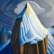 Lawren Harris, McMichael Canadian Art Collection, Kleinburg, Ontario