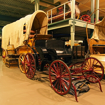Remington Carriage Museum in Cardston, Alberta, photo by: Wilson Hui, Wikimedia Commons