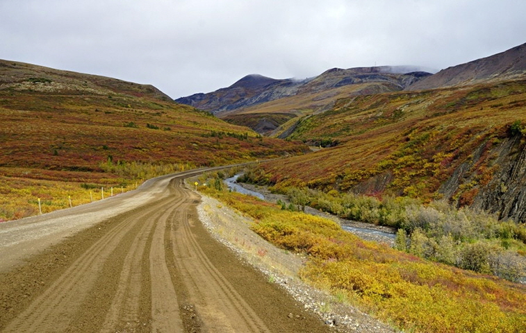 Dempster Highway, NT | Photo: Must Do Canada