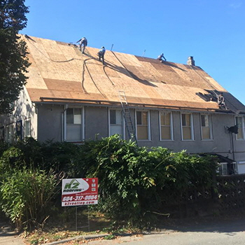 K2 Roofing, New Westminster, BC