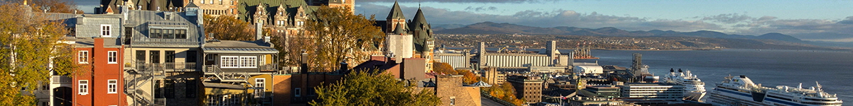 Québec City, Québec | Photo: Rich Martello, Unsplash