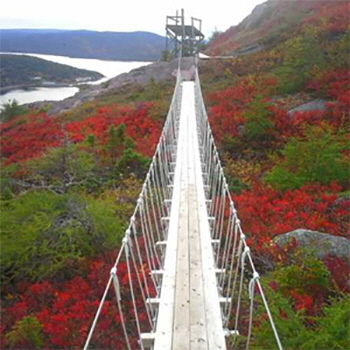 North Atlantic Zip Lines, Petty Harbour, NL